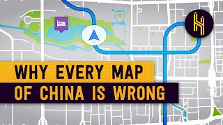Why is google maps inaccurate in china