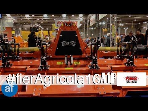 Forigo: macchine per agricoltura e orticoltura