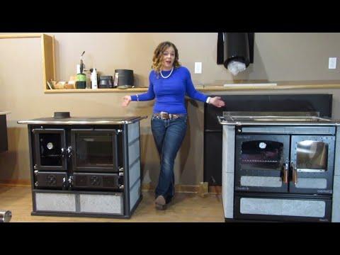 La Nordica & Rizzoli Wood Cookers -Italian Wood Cook Stoves Product Comparison - Soapstone Cookstove