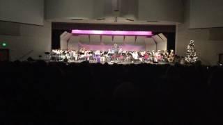THS Orange Express Christmas Concert 2016