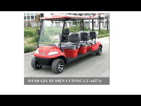 Đánh giá xe điện Lvtong LT-A627.6
