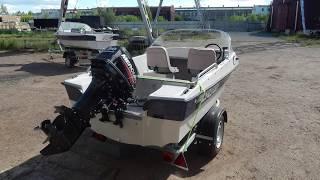 Моторная лодка bester - 400