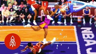 The True Story Behind 'NBA Jam'