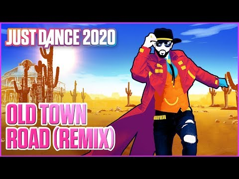 Just Dance 2020: Old Town Road (Remix) by Lil Nas X Ft. Billy Ray Cyrus   Track Gameplay [US]