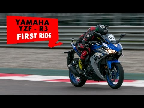 Yamaha YZF-R3 | First Ride