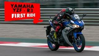 Yamaha YZF-R3 | First Ride | PowerDrift