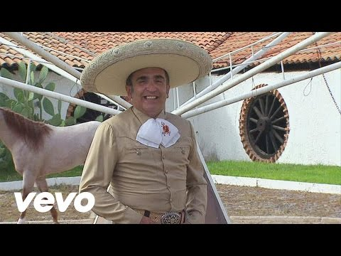 Pa' Que Llorar - Vicente Fernández Jr.  (Video)