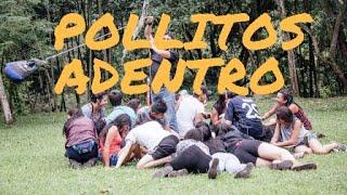 DINÁMICA DE GRUPO: Pollitos Adentro, Competencia Con Cuerda, Infantil Juvenil