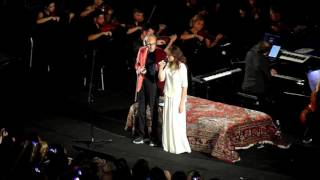 Franco Battiato & Alice - Prospettiva Nevski (Teatro Antico di Taormina) 31-07-2016