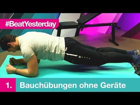 Die Leibesübungen für den Hals des Rückens die Osteochondrose