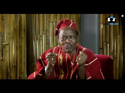 Jimi Solanke in Lanke Omu Movie - by Tunde Kelani