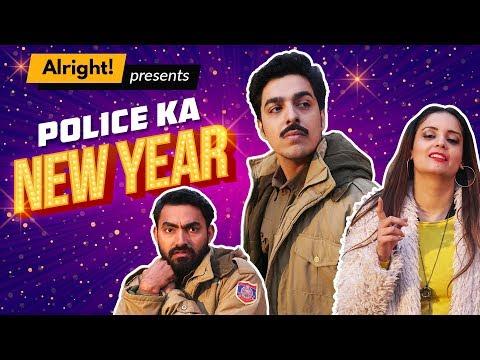 Delhi Police ka New Year
