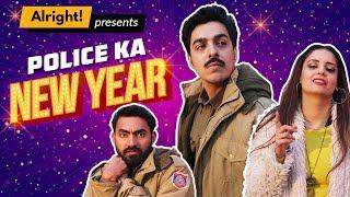 Alright! | Delhi Police Ka New Year ft. Gagan Arora