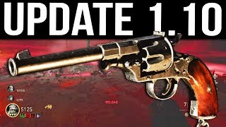 Here's 12 Changes That Update 1.10 Brought To WW2 Zombies!