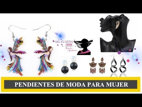 b660a0d8b67f Bisuteria Joyeria Online - Pendientes de moda para mujer en Shop Cositas