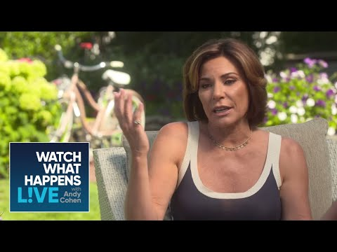 Luann De Lesseps Reveals Why She Filed For Divorce | RHONY | WWHL
