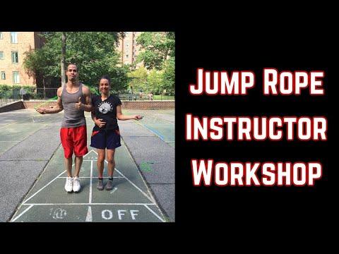Jump Rope Instructor Workshop 12-20-20 - YouTube