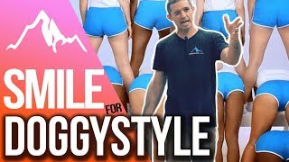 Smile for Doggystyle🍑! | A Practical Exercise for this CRUCIAL Social Skill!