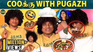 Cooku with Comali Pugazh's Chicken 65 | Cooக்கு with Pugazh | Vijay TV | LittleTalks