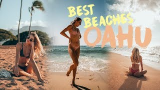 BEST BEACHES IN OAHU! We Found Paradise