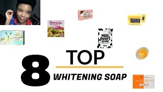 Whitening Facial Soap | 8 Top Whitening Facial Soap