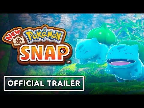 New Pokemon Snap (Nintendo Switch) - Nintendo Key - EUROPE - 1