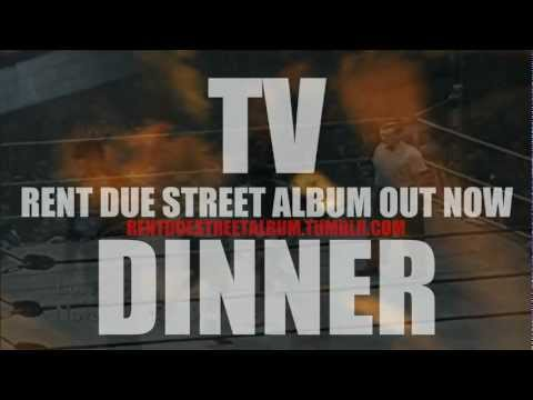 """RickRogers Ft. Abstract """"Tv Dinner"""" #NewRelease #2012"""
