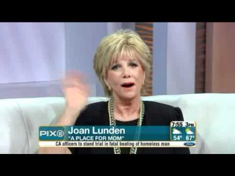 PIX11: Joan Lunden On How To Care For Elderly Parents