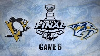 Pens repeat as Stanley Cup champions with 2-0 win