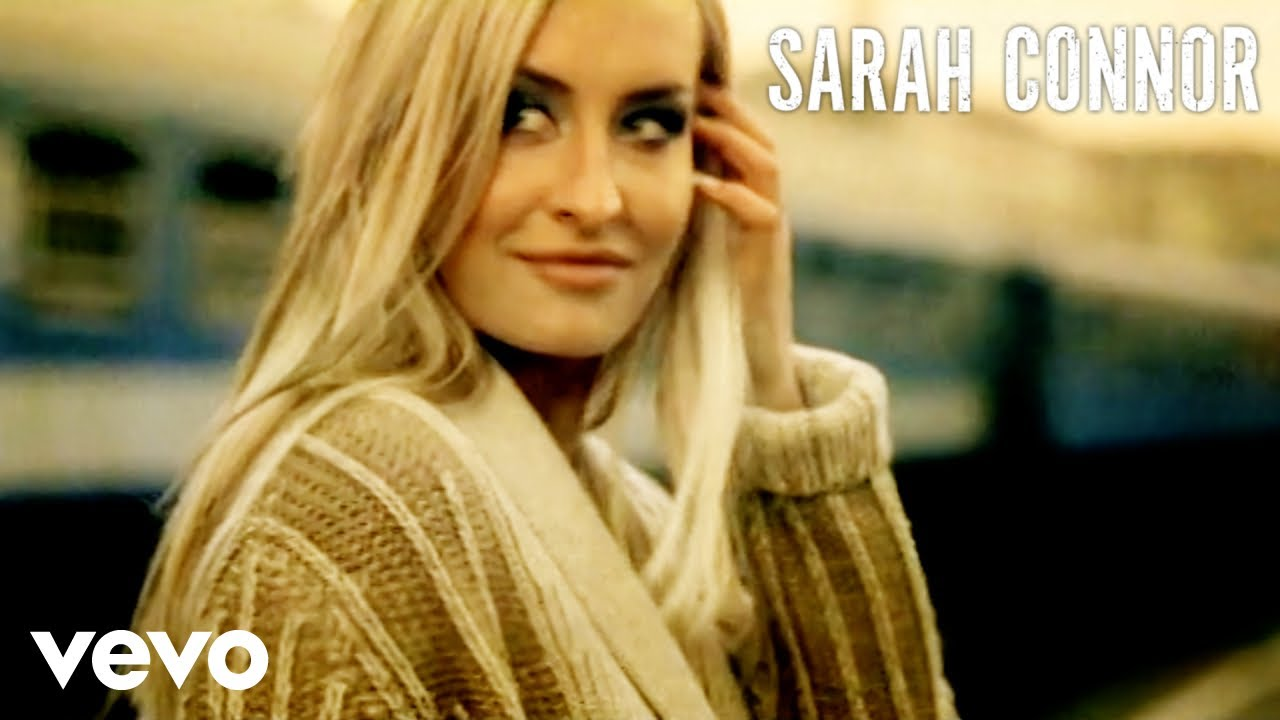 Sarah Connor – From Sarah With Love