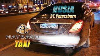 Cât costă o cursă cu MAYBACH Taxi în Rusia?