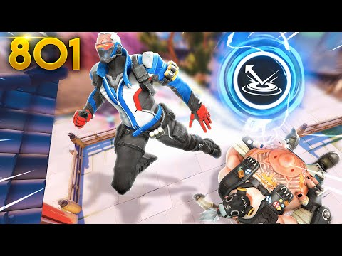 *NEW* Roadhog ABILITY..?! | Overwatch Daily Moments Ep.801 (Funny and Random Moments)