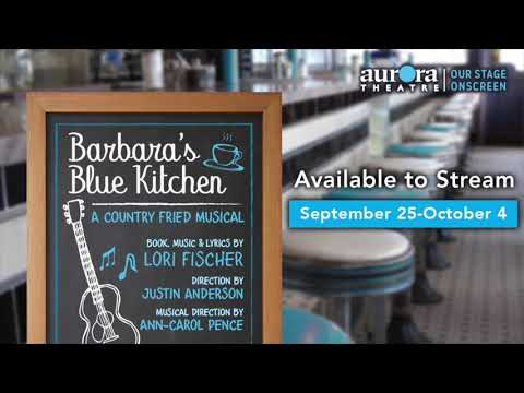 Barbara's Blue Kitchen
