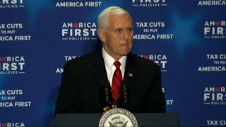 Pence: Safety Of Schools