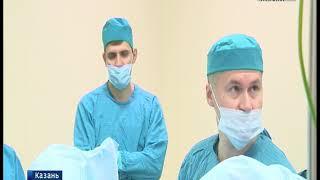 Журналистам показали работу центра эндоурологии 7-ой казанской горбольницы