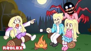 Camping Is Fun... (Roblox)