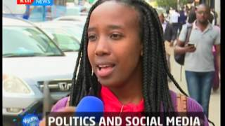 Youth Cafe: Politics and Social Media