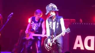 Adam Ant - Red Scab - Glasgow Royal Concert Hall 5th June 2016