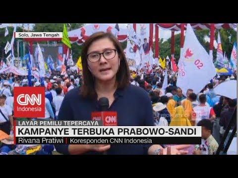 Jokowi Kampanye ke Probolinggo, Prabowo ke Solo