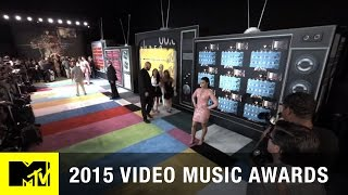 360 VR: Highlights from the Red Carpet | MTV VMA 2015