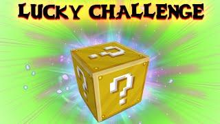 ЛАКИ ГОНКА В ДОМЕ СТИВА И АЛЕКС - Lucky Challenge