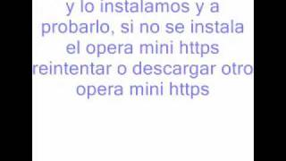¿Cómo configurar Opera Mini para internet gratis con Ancel Uruguay?