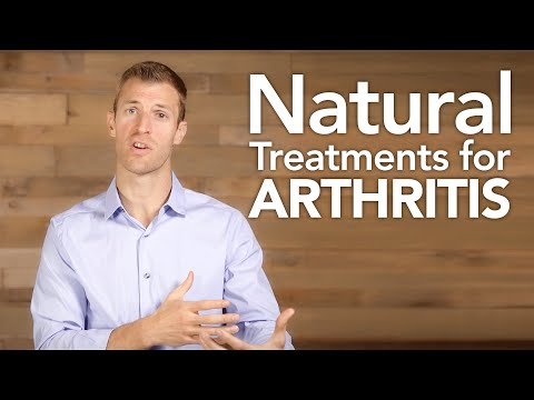 Natural Treatments for Arthritis
