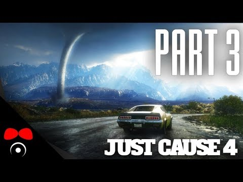 TOM SHELDON! | Just Cause 4 #3