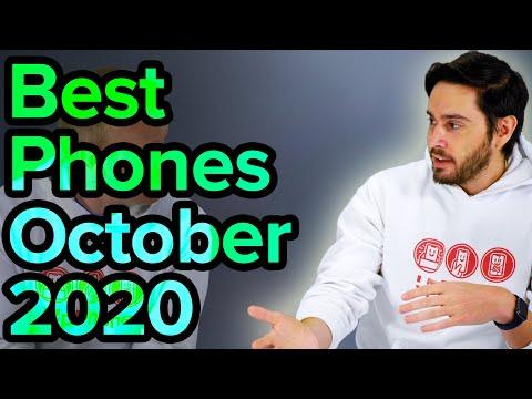 Best Cell Phones [October 2020]