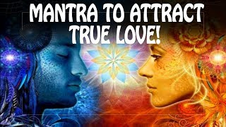 💖 LOVE MANTRA 💖 ATTRACT LOVE Extremely Powerful Mantra ॐ Love meditation Love music ॐ 2019 PM
