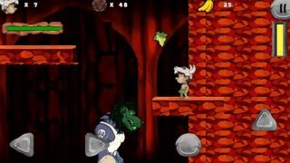 Jungle Adventures 1 : (Story) - World 9 Level 5 (Boss Fight)...Gameplay... (Free Game On Android)