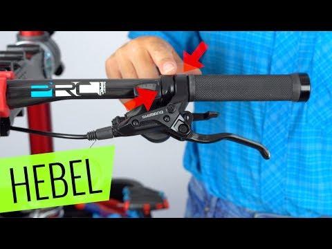 Bremshebel/Schalthebel wechseln (Getrenntes System) - Fahrrad.org