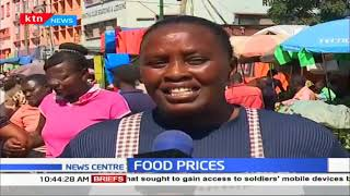 Kenyans decry high prices for tomatoes after locusts invasion on farms