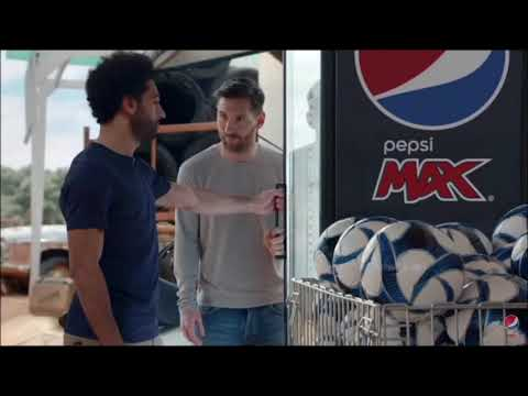 """Last Can Standing""- Funny Lionel Messi and Mohammed Salah ad - 2019 *NEW*"